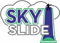 sky slide